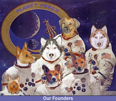 Planet Pooch Founders